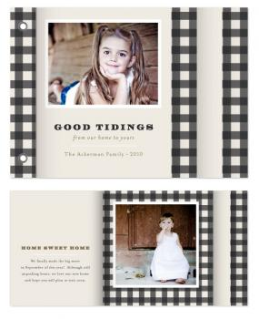 Farmhouse Minibook Cards