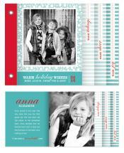 Snowy Holiday Minibook... by Ashley Inzer