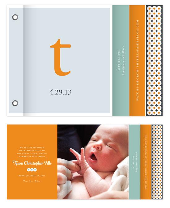 minibook cards - OH-SO-MOD by Jennifer Postorino