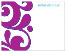 Whimsical Swirls by Lauren Sanders Design