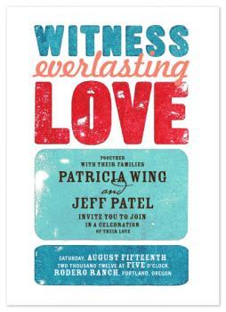 Witness Love
