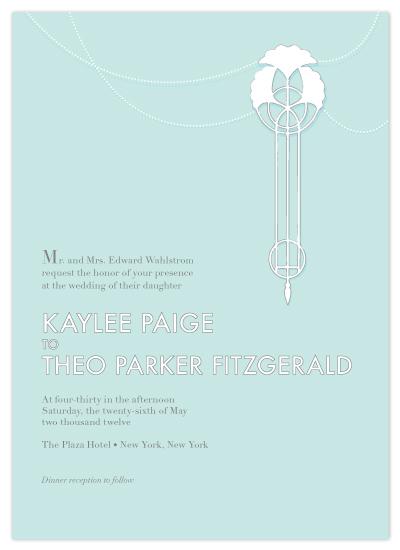 wedding invitations - Decoratif by Raymond Roberts