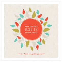 Sunny Day Save the Date Cards