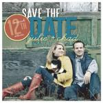 Date-stamp Save the Dat... by Melissa Spivey