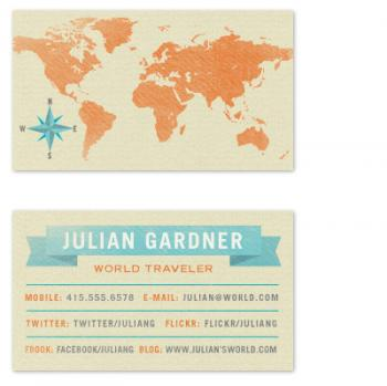 World Traveler Cards