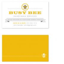 Busy Bee by Smudge Design