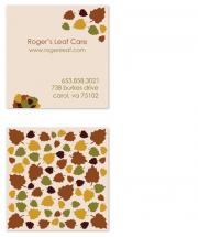 Fallen Leaves by Seven Design Boutique