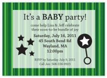 It's a BABY party by Christine Arrigo
