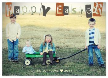 Easter Graffiti Cards