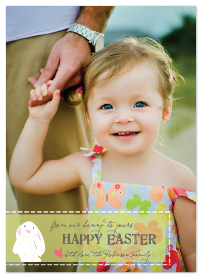 cards - Happy Easter Bunny by White Lemon Designs
