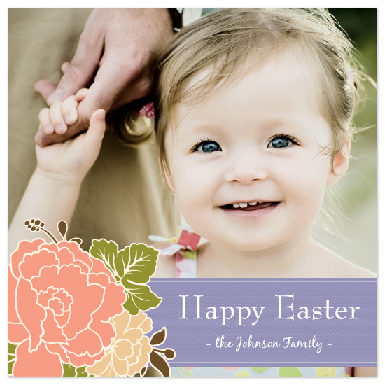 cards - Spring Bouquet Easter Card by Tanya Quinlan