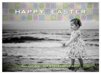 Tiled Easter Love