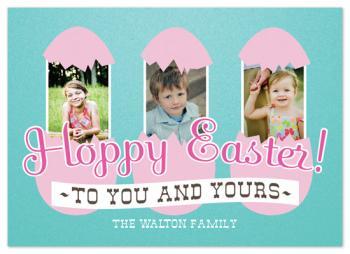 Hoppy Easter! Cards