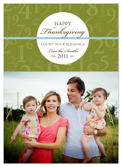 cards - Numbered Blessings by Rane Designs