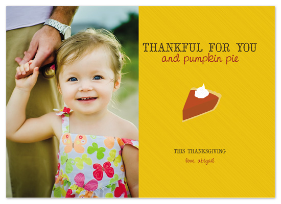 cards - You and Pumpkin Pie by Bethany Anderson