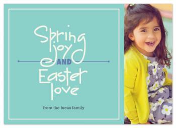 Easter Spring Joy