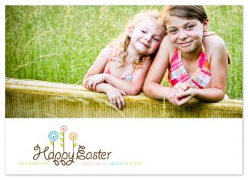 LIttle Easter Flowers Cards