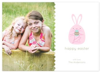 Easter Rabbit Cards