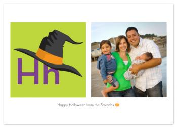H is for Halloween Cards
