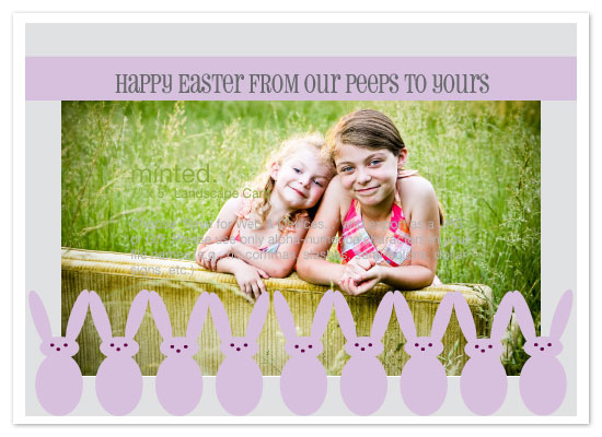 cards - From Our Peeps by Jane Grizzle