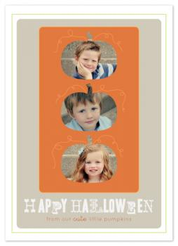 Little Pumpkins Cards