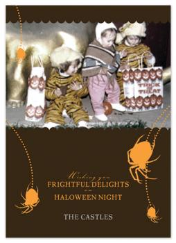 Frightful Delights Cards