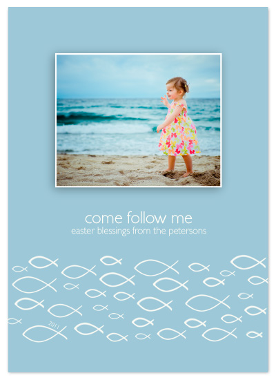 cards - Come Follow Me by Michelle Poe