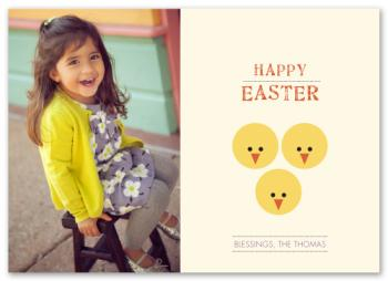 Easter Chicks Cards