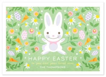 Easter Flowers Cards