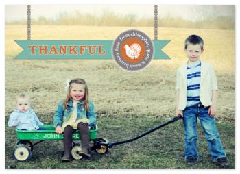 Thanksgiving Farm Sign Cards