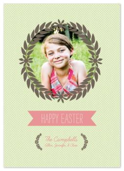 Spring Wreaths Cards