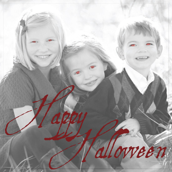 cards - Halloween Little Vampires by Christine Arrigo