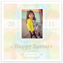 Pastel Easter Cards