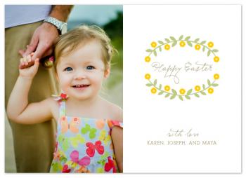 Easter Daisies Cards