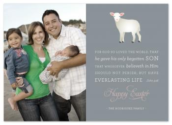 Easter Lamb Cards