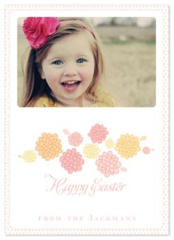 Flower Patch Easter Cards
