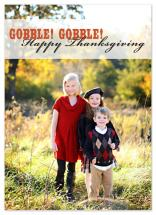 Gobble! Thanksgiving by Kristine Morich