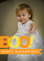 Boo for You by Mickenzie Bush