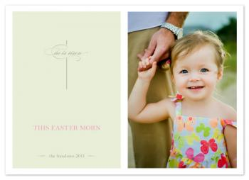 easter swashes Cards