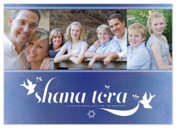 Peace Shana Tova Cards