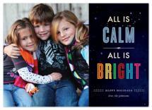 Christmas Calm & Bright... by i heart design studio
