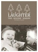 Holiday Laughter  by Tenille Jordan
