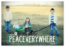 Peace Everywhere by campbell and co.