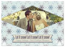 Let it snow by everydays a soiree