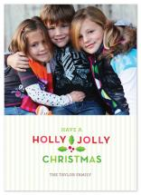 Holly Jolly Christmas by Tracy White Taylor
