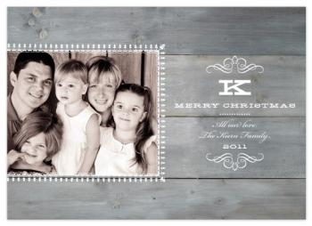 Boardwalk Holiday Holiday Photo Cards