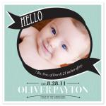 Banner of love and joy by Potluck Design
