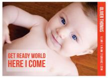 Get Ready World by Vicky Barone