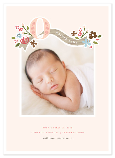 birth announcements - Fairytale beginnings by Jennifer Wick