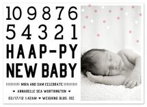 happy new baby! by campbell and co.